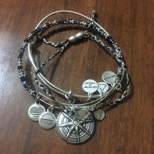 🌈 Alex and Ani limited edition bracelets 🌈